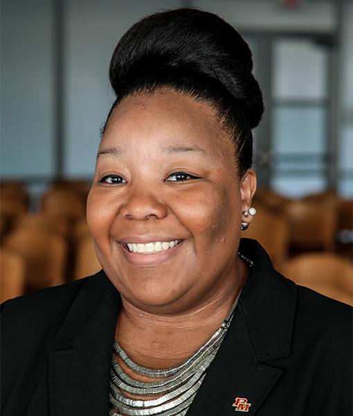 Ms. Johnnetta Johnson '94